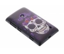 Sugar Skull mat hardcase Nokia Lumia 520 / 525