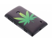 Cannabis mat hardcase Nokia Lumia 520 / 525