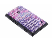 Aztec design hardcase Nokia Lumia 520 / 525