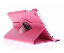 Fuchsia 360° draaibare hoes iPad Mini / 2 / 3