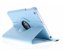 Turquoise 360° draaibare hoes iPad Mini / 2 / 3