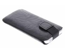 Mobiparts Uni Pouch Smoke maat M - zwart