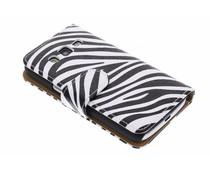 Zebra booktype Samsung Galaxy Core LTE / Express 2