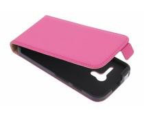 Mobiparts Premium flipcase Motorola Moto X - Pink