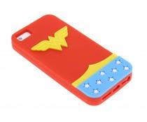 DC Comics Wonder Woman TPU hoesje iPhone 5 / 5s / SE