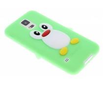 Pinguin siliconen hoesje Galaxy S5 (Plus) / Neo