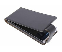 Zwart classic flipcase Huawei Ascend Y530