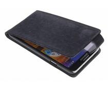 Premium suède flipcase Samsung Galaxy Note 3