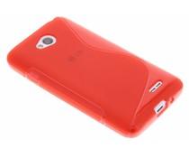 Rood S-line TPU hoesje LG L70