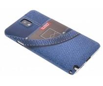Jeans hardcase hoesje Samsung Galaxy Note 3
