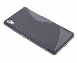 Zwart S-line TPU hoesje Sony Xperia Z2