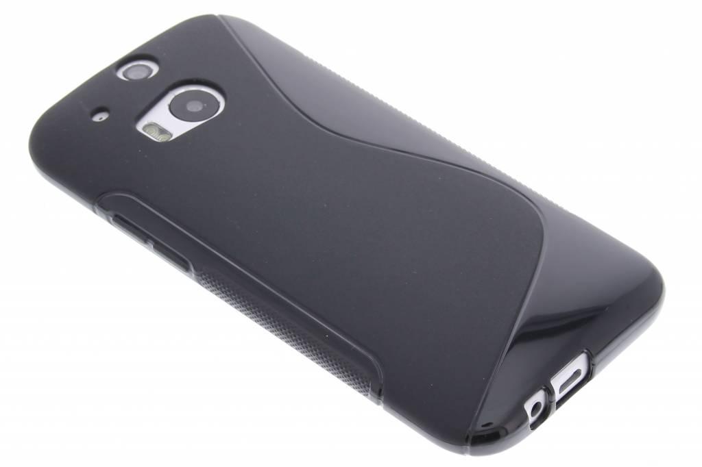 Zwart S-line TPU hoesje voor de HTC One M8 / M8s