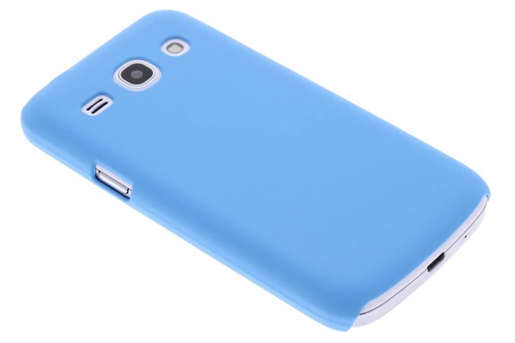 Turquoise effen hardcase hoesje voor de Samsung Galaxy Core Plus