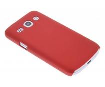 Rood effen hardcase Samsung Galaxy Core Plus