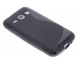 Zwart S-line TPU hoesje Samsung Galaxy Core Plus