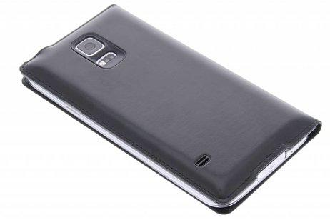 Rabat Noir Avec Fenêtre Pour Samsung Galaxy S5 (plus) FKxXff6l8C