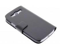 Zwart stijlvolle booktype Samsung Galaxy S3 / Neo