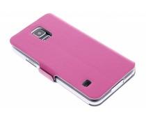 Stijlvolle booktype Samsung Galaxy S5 (Plus) / Neo