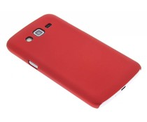 Rood effen hardcase Samsung Galaxy Grand 2
