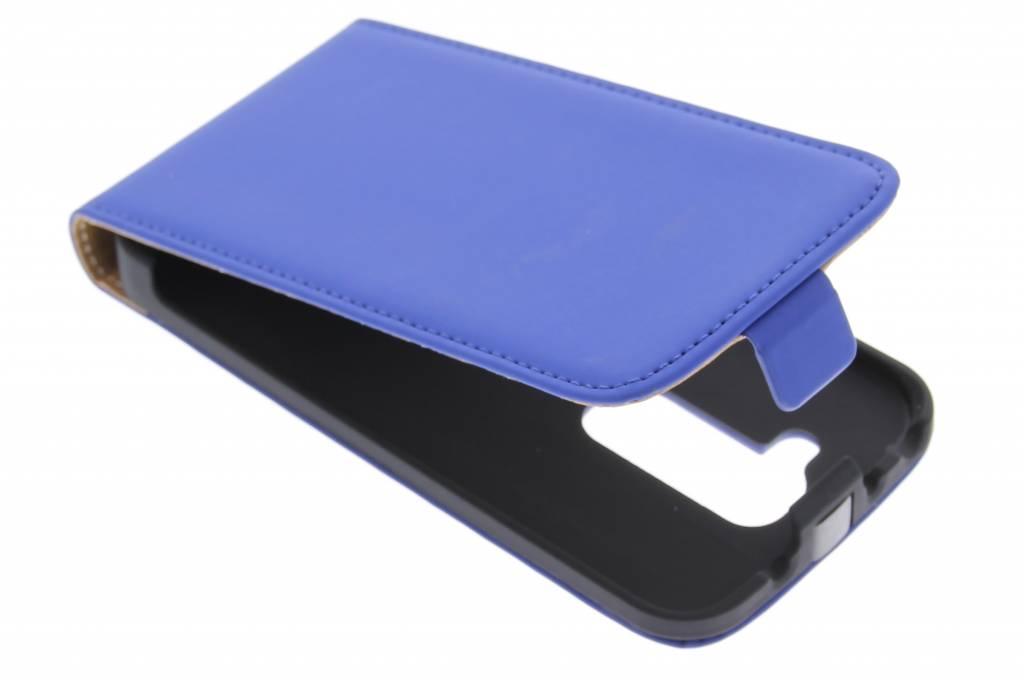 Mobiparts Premium flipcase voor de LG G2 Mini - Blue