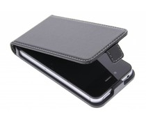 Muvit Slim Flip Case iPhone 4 / 4s - zwart