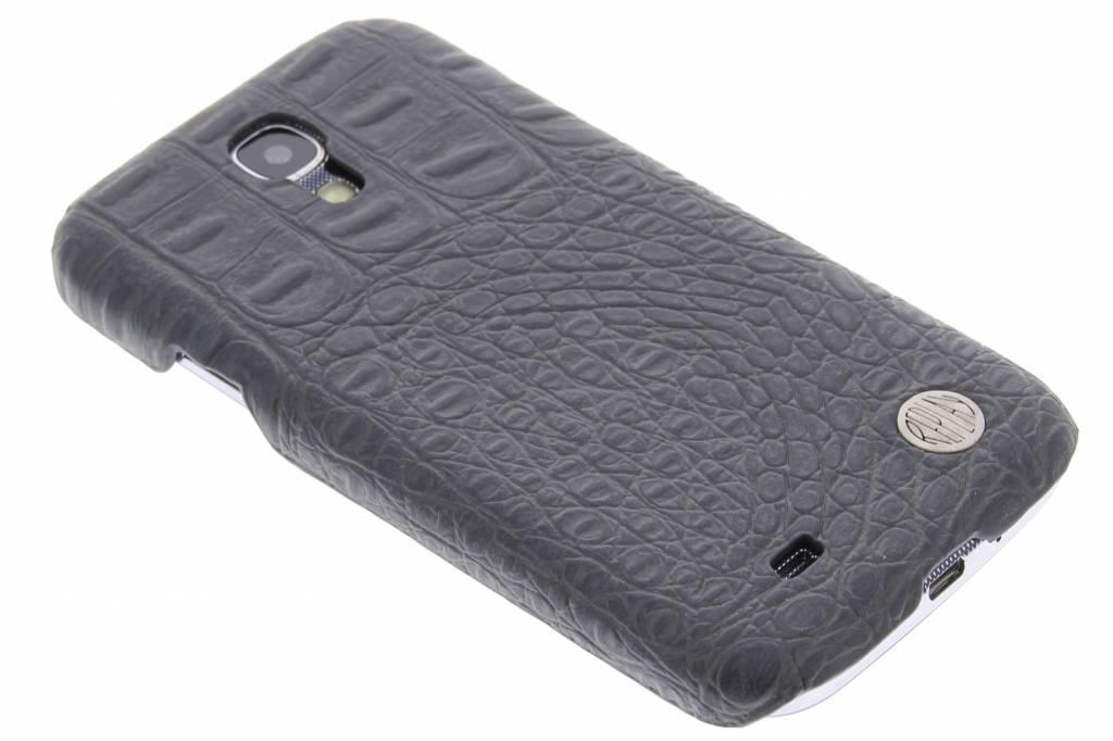 Replay Click-On-Case Croco Black voor de Samsung Galaxy S4