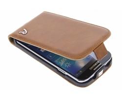 Replay Flip Case Cognac Samsung Galaxy S4