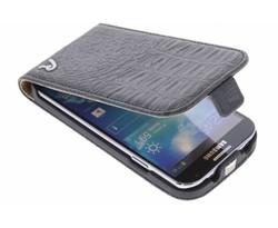 Replay Flip Case Croco Black Samsung Galaxy S4