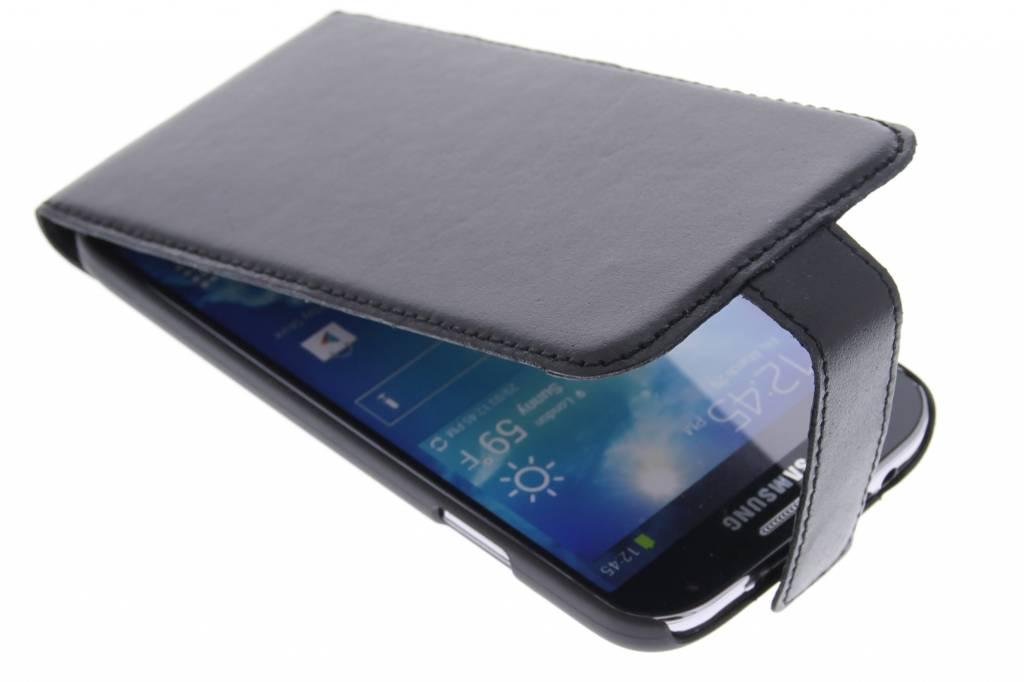 Valenta Flip Malta voor de Samsung Galaxy S4 - Black