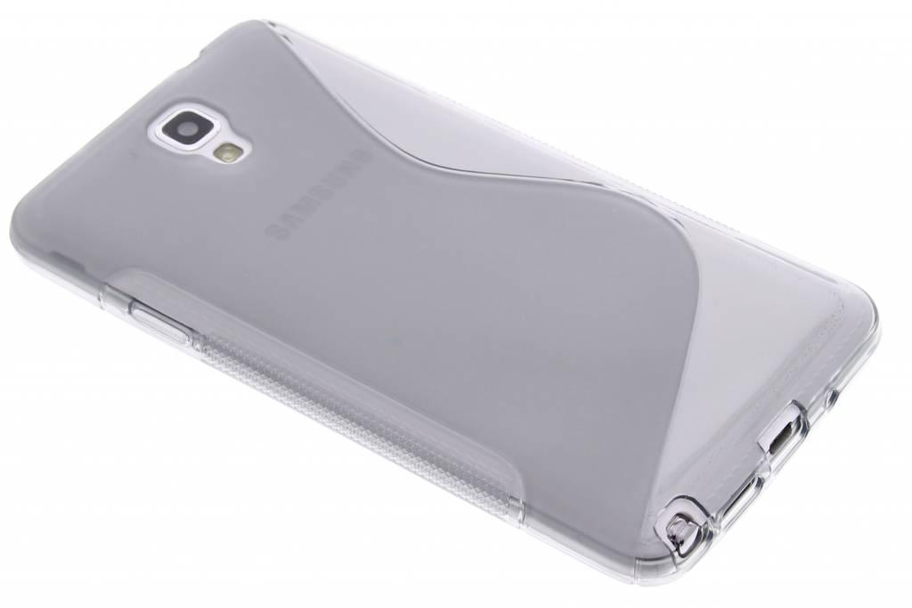 Grijs S-line TPU hoesje voor de Samsung Galaxy Note 3 Neo
