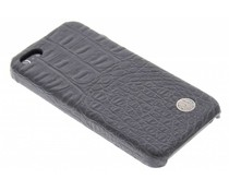 Replay Croco Click-On Case iPhone 5 / 5s / SE - Black