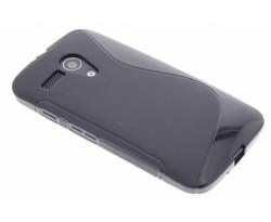 Zwart S-line TPU hoesje Motorola Moto G
