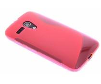 Rosé S-line TPU hoesje Motorola Moto G
