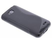 Zwart S-line TPU hoesje LG L90