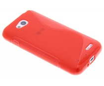 Rood S-line TPU hoesje LG L90