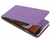 Classic flipcase Samsung Galaxy Note 3 Neo