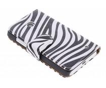 Zebra booktype hoes Nokia Lumia 630 / 635
