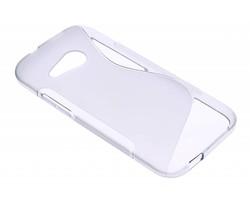 Grijs S-line TPU hoesje HTC One Mini 2