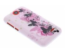 Design TPU siliconen hoesje HTC Desire 310