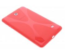 X-line TPU tablethoes Samsung Galaxy Tab 4 8.0