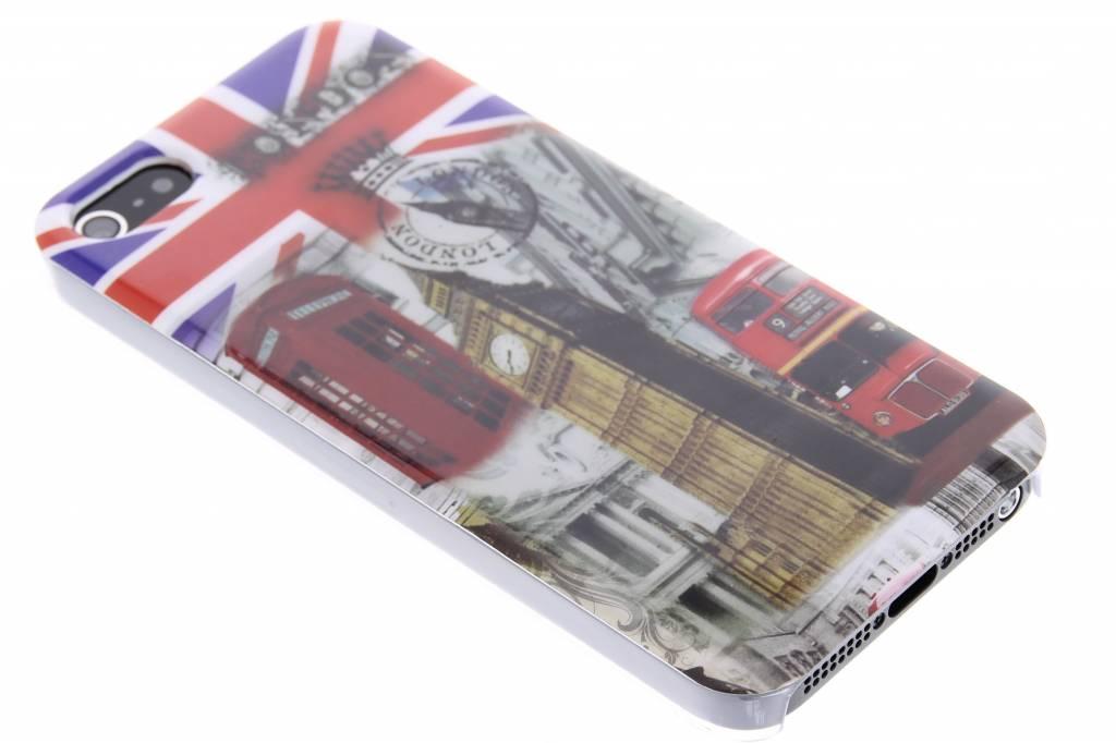 London design glad hardcase hoes voor de iPhone 5 / 5s / SE