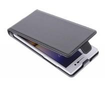 Muvit Slim flipcase Huawei Ascend P7 - zwart