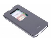 LG QuickWindow Case LG L90 - zwart