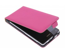 Mobiparts Premium flipcase Huawei Ascend G6 4G - Pink