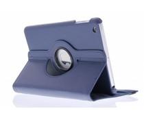 Blauw 360° draaibare hoes iPad Mini / 2 / 3