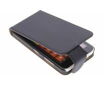 Zwart classic flipcase Nokia Lumia 630 / 635