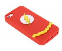 DC Comics Flash TPU siliconen hoesje iPhone 5 / 5s / SE