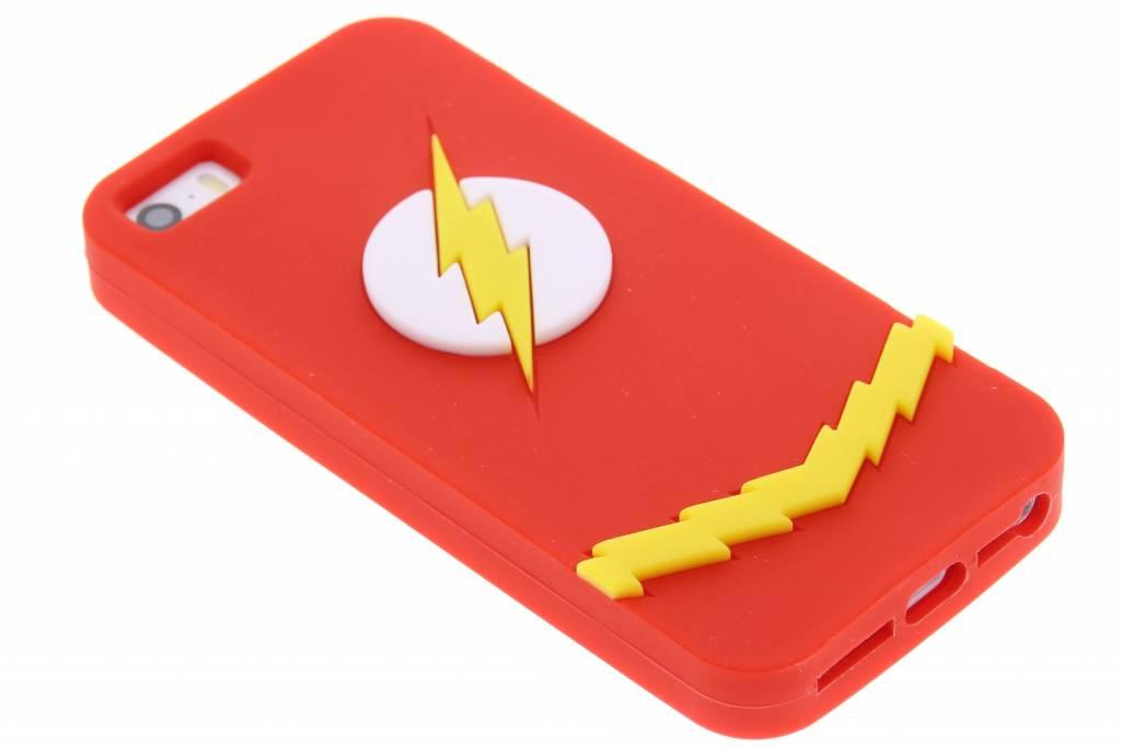 Image of Flash TPU siliconen hoesje voor de iPhone 5 / 5s / SE