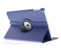 Blauw 360° draaibare hoes iPad Air