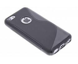 Zwart S-line TPU hoesje iPhone 5c